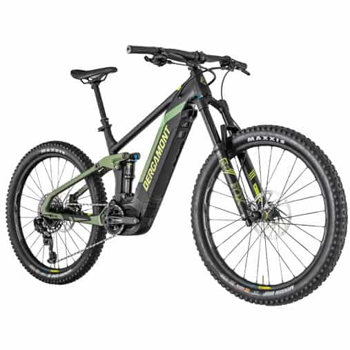 Bergamont E Trailster Elite 27
