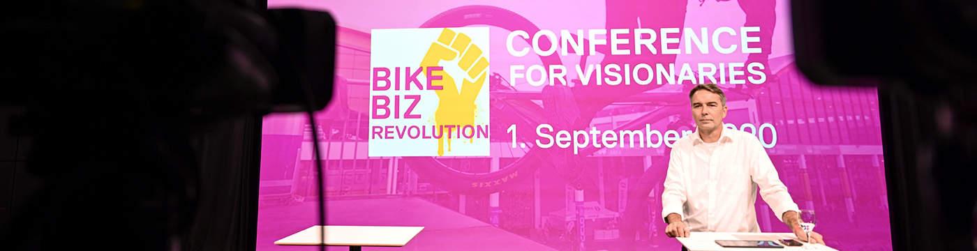 MesseFN BikeBiz Revolution Presenter