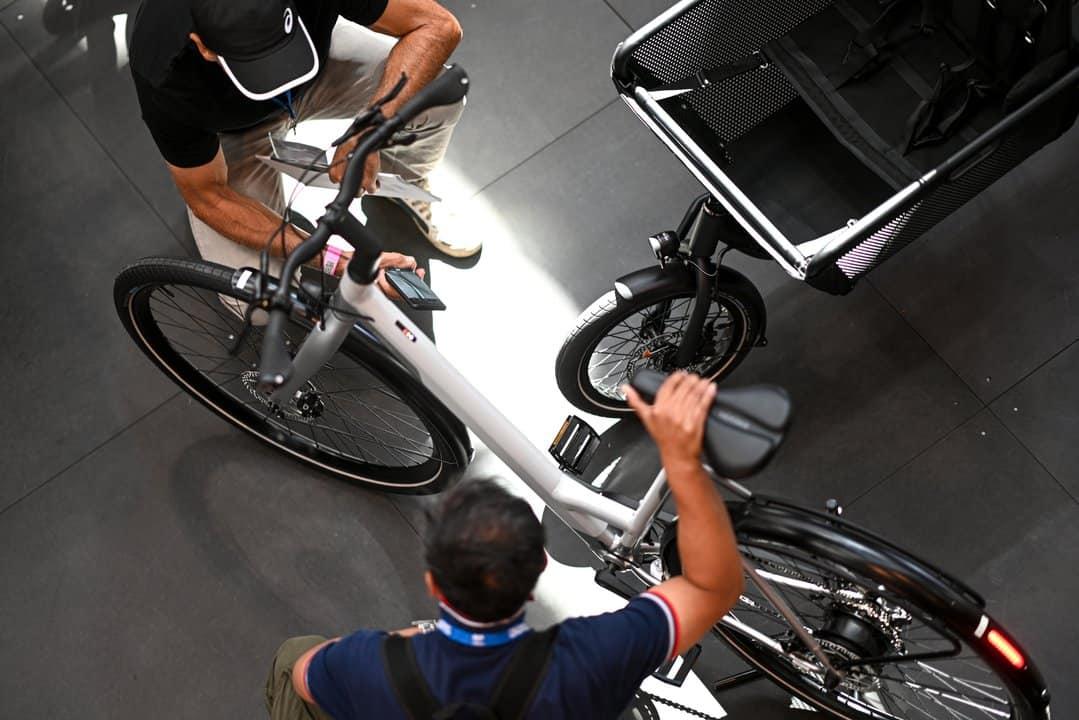 Eurobike bikes