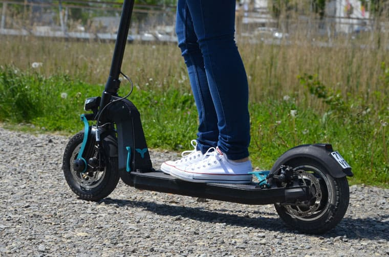Yorks S1 Elite Electric Scooter